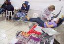 Campanha de doação de sangue será no próximo dia 26