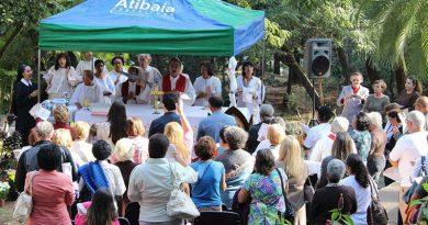 Missa Campal dá início à programação de aniversário de 354 anos de Atibaia