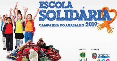 Fundo Social de Solidariedade de Atibaia lança terceira edição do Desafio Escola Solidária