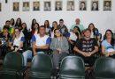 Câmara recebeu a visita de alunos da EE José Alvim