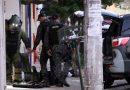 Criminosos fazem explosões em agência bancária em Bom Jesus dos Perdões