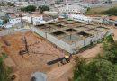 Obras na Estação de Tratamento de Esgoto Estoril avançam rumo a universalização em Atibaia
