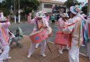 Congada se apresentará neste domingo na Festa de Flores e Morangos de Atibaia