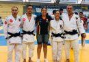Quatro atibaienses recebem graduação de faixa preta em Mauá