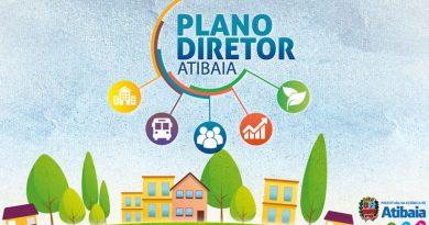 Audiência pública que vai apresentar Plano Diretor de Atibaia acontece hoje