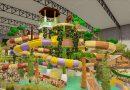 Grupo Tauá de Hotéis inaugura em outubro primeiro Parque Aquático Indoor do Brasil