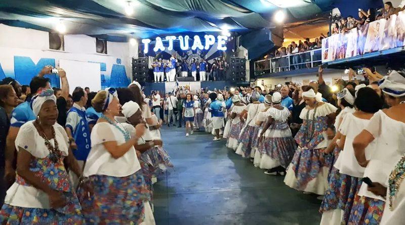 Acadêmicos do Tatuapé se apresenta este sábado na 1ª FECOMFEI