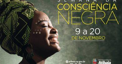 Semana da Consciência Negra começa neste sábado