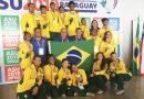 Judô atibaiense é ouro na XXV Edição dos Jogos Escolares Sul-Americanos