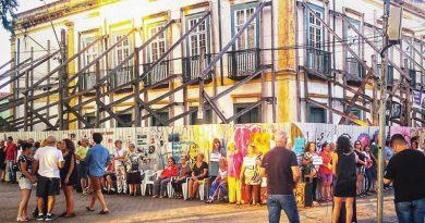 AsPAS abre edital de chamamento para execução da obra de  estabilização do Casarão