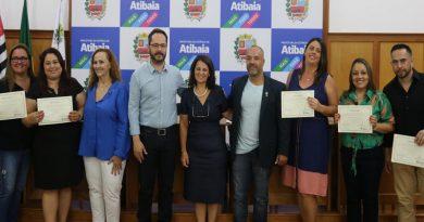 Novos conselheiros tutelares são empossados em Atibaia