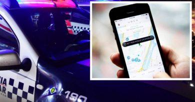 Motorista de aplicativo de Bragança Paulista é assaltado em Atibaia