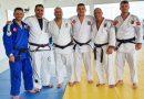Judocas atibaienses participam de treinamento