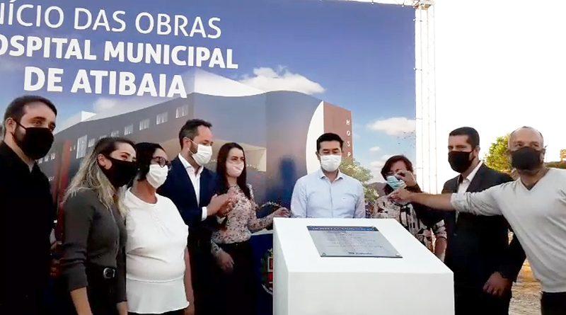 Atibaia dá início às obras do Hospital Municipal