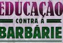 A educação contra a barbárie