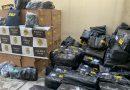 Polícia Civil apreende quase seis mil calçados falsificados em Atibaia