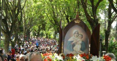Santuário de Atibaia vai voltar a receber peregrinos nos finais de semana