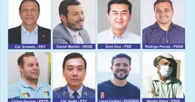 Atibaia terá oito candidatos a prefeito nas eleições