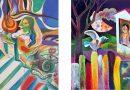 Artista plástico Nestor Lampros faz exposição virtual na Câmara