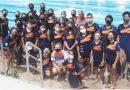 Após um longo período, natação de Atibaia volta às competições