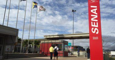 A Escola SENAI de Bragança Paulista abre as inscrições para os Cursos Técnicos