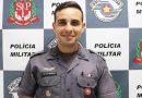 Soldado Braga é o policial do mês de janeiro