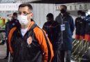 Preparador físico do SC Atibaia se despede dos companheiros