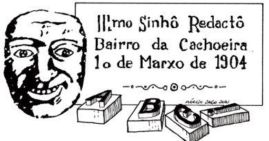 Atibaia e o humor no início do século XX