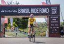 Ciclista figura entre as 10 melhores em provas de estrada da América do Sul