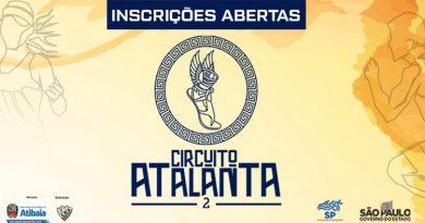 Corrida de rua gratuita do Circuito Atalanta acontece em Atibaia em outubro
