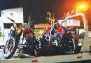 GGI Atibaia recolhe motocicletas barulhentas em mais uma operação para cumprimento da Lei do Silêncio