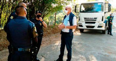 Caminhão da Prefeitura de Bragança sofre tentativa de roubo