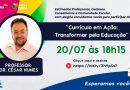 Secretaria de Educação de Atibaia convida profissionais da área para palestra on-line