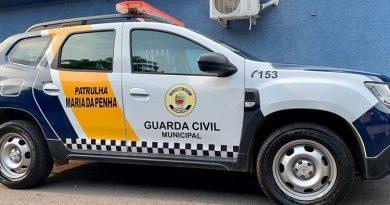 Patrulha Maria da Penha da GCM detém homem por descumprir medida protetiva